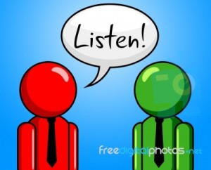 listen-conversation-indicates-chit-chat-and-chinwag-100296982
